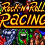 Rock N Roll Racing GBA Rom