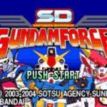 SD Gundam Force GBA Rom