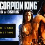 Scorpion King The Sword of Osiris GBA Rom