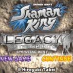 Shaman King Legacy of Spirits Sprinting Wolf GBA Rom