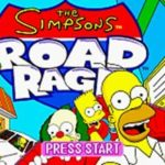 The Simpsons Road Rage GBA Rom