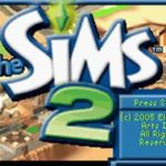 The Sims 2 GBA Rom