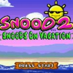 Snood 2 on Vacation GBA Rom