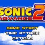 Sonic Advance 2 GBA Rom