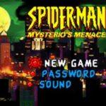 Spiderman Mysterios Menace GBA Rom