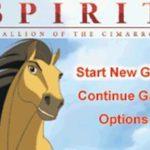 Spirit Stallion of The Cimarron GBA Rom