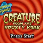 Spongebob Squarepants Creature from Krusty Krab GBA Rom
