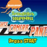 Spongebob Squarepants Lights Camera Pants ! GBA Rom