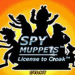 Spy Muppets License to Croak GBA Rom