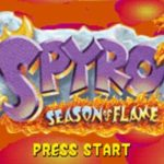 Spyro 2 Season of Flame GBA Rom
