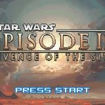 Star Wars Episode III Revenge of The Sith GBA Rom
