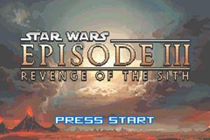 star wars episode 2 gba