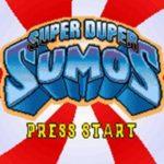Super Duper Sumos GBA Rom