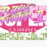 Super Puzle Fighter II Turbo GBA Rom