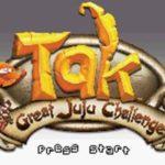 Tak The Great Juju Challenge GBA Rom