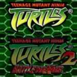 Teenage Mutant Ninja Turtles Double Pack GBA Rom