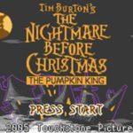 Tim Burtons The Nightmare Before Christmas The Pumpkin King GBA Rom
