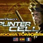 Tom Clancys Splinter Cell Pandora Tomorrow GBA Rom