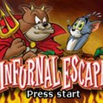 Tom & Jerry in Infurnal Escape GBA Rom