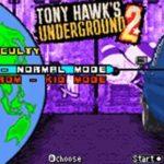Tony Hawks Underground 2 GBA Rom