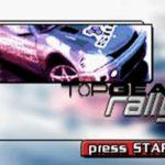 Top Gear Rally GBA Rom