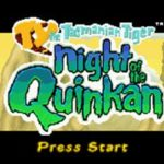 Ty The Tasmanian Tiger Night of The Quinkan GBA Rom