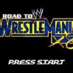 WWE Road to Wrestlemania X8 GBA Rom