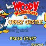 Woody Woodpecker in Crazy Castle 5 GBA Rom