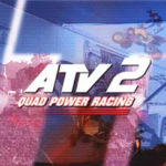 ATV 2 Quad Power Racing PS2 ISO