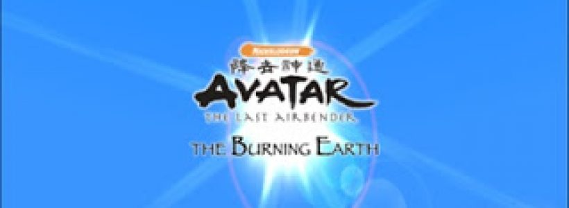 Avatar The Last Airbender The Burning Earth PS2 ISO
