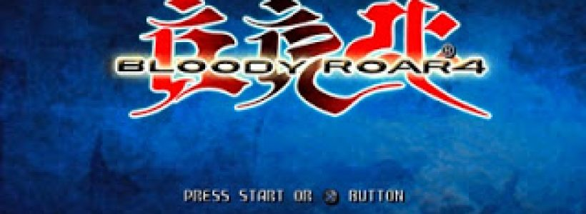 Bloody Roar 4 PS2 ISO