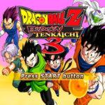 Dragon Ball Z Budokai Tenkaichi 3 PS2 ISO