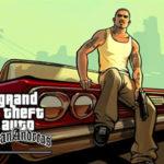 Grand Theft Auto San Andreas PS2 ISO