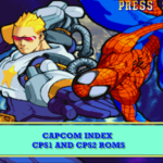 CPS Roms (CPS1 and CPS2)