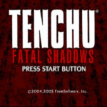 Tenchu Fatal Shadows PS2 ISO