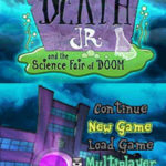 Death Jr and The Science Fair of Doom NDS Rom