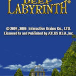 Deep Labyrinth NDS Rom