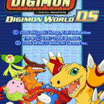 Digimon World NDS Rom