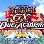 Yu Gi Oh GX Duel Academy GBA Rom