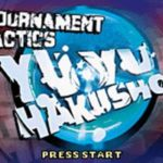 Yu Yu Hakusho Tournament Tactics GBA Rom