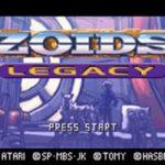 Zoids Legacy GBA Rom
