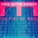 Zone of The Enders The Fist of Mars GBA Rom