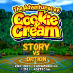The Adventures of Cookie & Cream PS2 ISO
