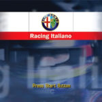 Alfa Romeo Racing Italiano PS2 ISO