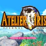 Atelier Iris Eternal Mana PS2 ISO