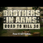 Brothers in Arms Road to Hill 30 PS2 ISO
