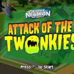 Adventures of Jimmy Neutron Attack of The Twonkies PS2 ISO