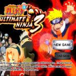 Naruto Ultimate Ninja 3 PS2 ISO