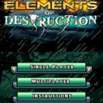 Elements of Destruction NDS Rom