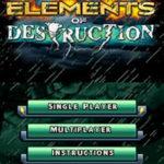 Elements of Destruction NDS Rom